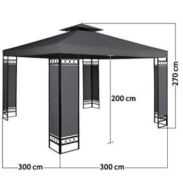 Pavillon 3x3 test