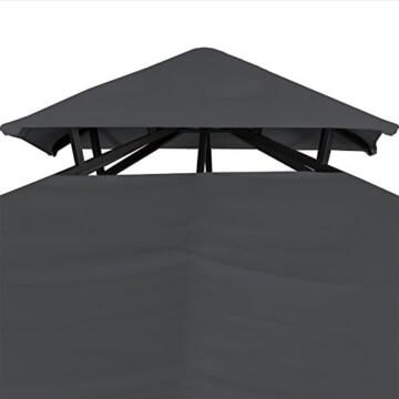 Pavillon 3x3 Dach