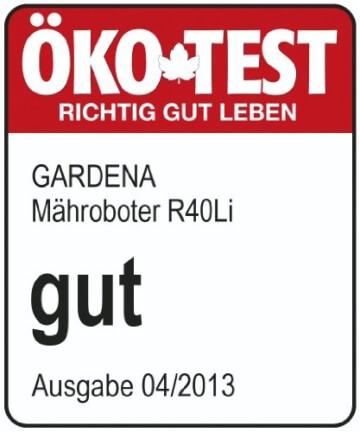 Gardena Mähroboter R40Li, 4071-20 -