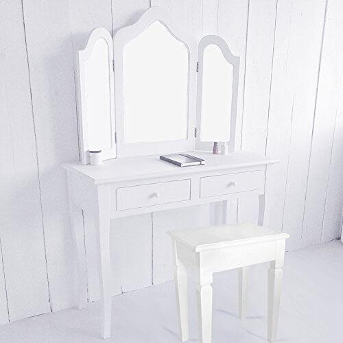 schminktisch madrid kunden. Black Bedroom Furniture Sets. Home Design Ideas
