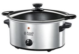 Russell Hobbs 22740-56 Cook at Home Schongarer, 3 wählbare Temperatureinstellungen, 3,5 L -